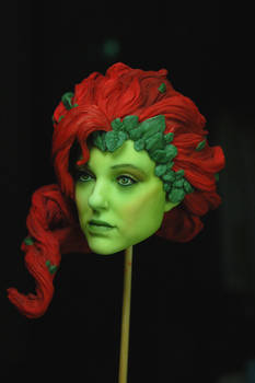Poison Ivy 1:6 scale - painted