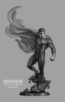 Sideshow - Man of Steel PF - (Final Concept)