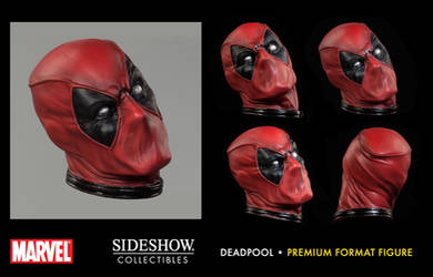 Sideshow - Deadpool PF - Alternate head by No-Sign-of-Sanity