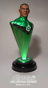Green Lantern Hologram Series - John Stewart