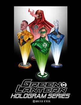 Hologram Series - Poster