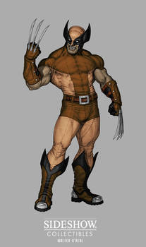 Sideshow Sixth Scale Wolverine