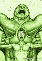 Anatomy of The Hulk - Detail by No-Sign-of-Sanity