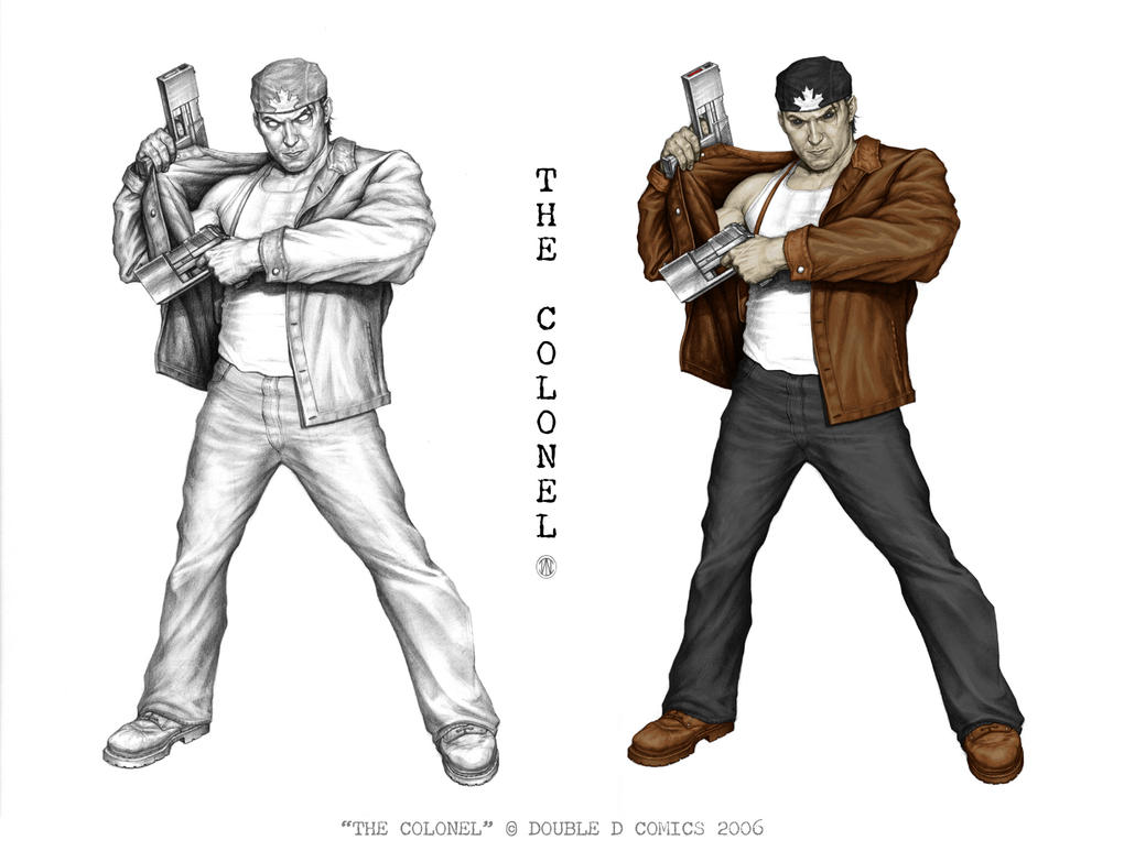 The Colonel - THE EH TEAM by No-Sign-of-Sanity