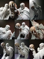 Spawn Statue - Headshots by No-Sign-of-Sanity