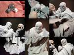 Spawn Statue - Detail shots