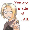 +FMA Icon+ Made of Fail by Lalikaa