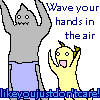 FMA Icon: Hands in the Air