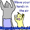 FMA Icon: Hands in the Air by Lalikaa