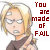 FMA Avatar: Made of Fail by Lalikaa