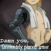 FMA Icon: Convientely Placed by Lalikaa
