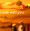 Icon: I Walk With You by Lalikaa