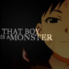 FMA Icon: Monster by Lalikaa
