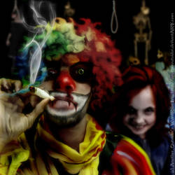 ..gaRdin..tHe.. .CLowN.. by Anotheroutsider