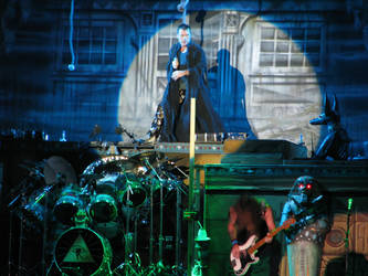 Iron Maiden World Tour 1 by Anotheroutsider