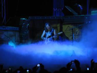 Iron Maiden World Tour 2 by Anotheroutsider