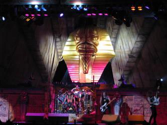 Iron Maiden World Tour 3 by Anotheroutsider