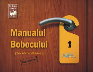Manualul Bobocului ASPSE by Anotheroutsider