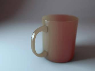 mugged mug by Anotheroutsider