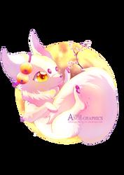 [Chibi] Kawai FOX commission