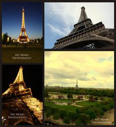 Eiffel I am in Paris by mumu145