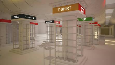 Store interior by mumu145