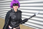 Hit Girl Cosplay by GlowingSnow