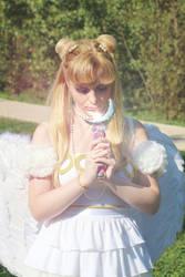 The Moon Princess (Serenity Cosplay)