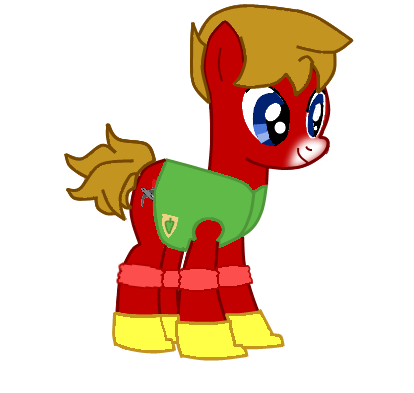 Max Mustang Winter Wrap Up outfit