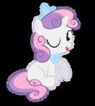 Sweetie Belle (Fantasy Snow Princess)