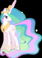 Princess Celestia by Pilot231