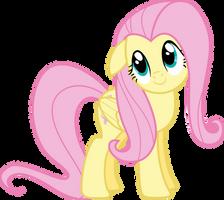 Adorable Fluttershy by Pilot231