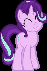 Starlight Glimmer Cute Smile by Pilot231