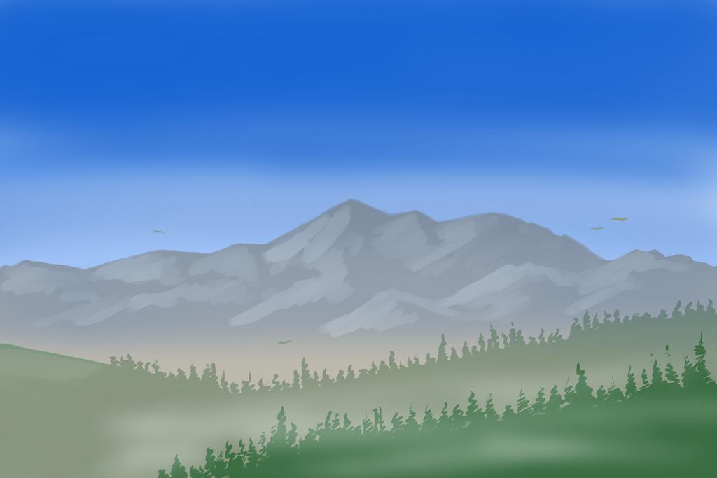 Rockies by KingAgrian