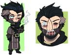 Traveler Zombie (CLOSED)