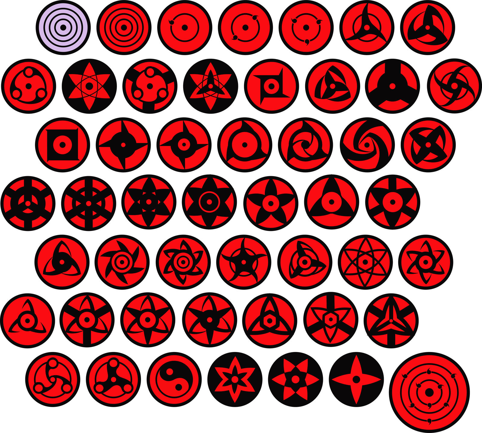 sharingan uzumaki naruto - photo #34