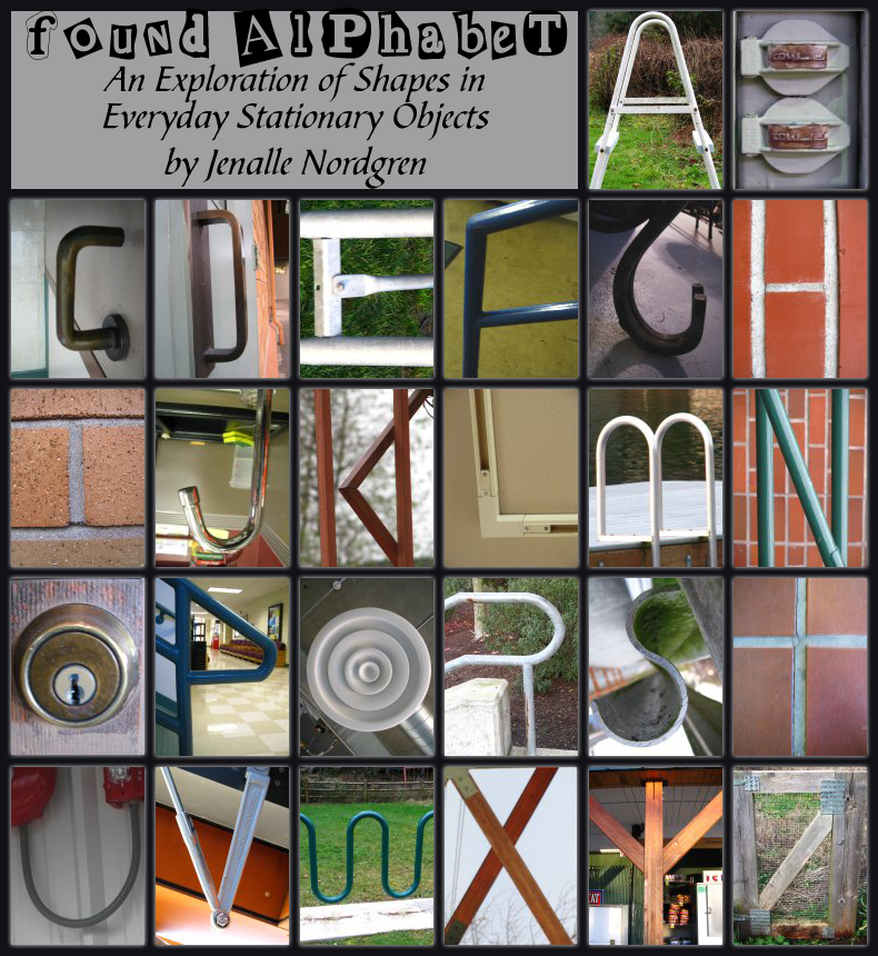 Objects That Look Like Letters Ofthe Alphabet