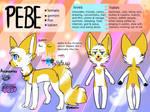 pebe reference sheet