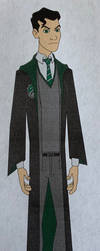 Tom Marvolo Riddle by Trmartin0919
