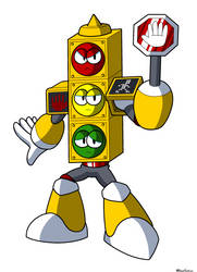 Signal Man by TacticalBacon84
