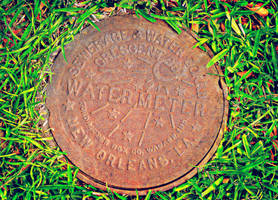 Water Meter by Re-2006