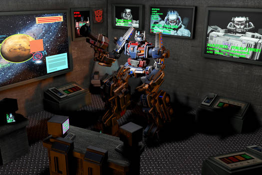 Ultra Magnus: When a good bot goes to War