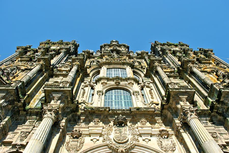 La Catedral de Santiago by JorgeAracil