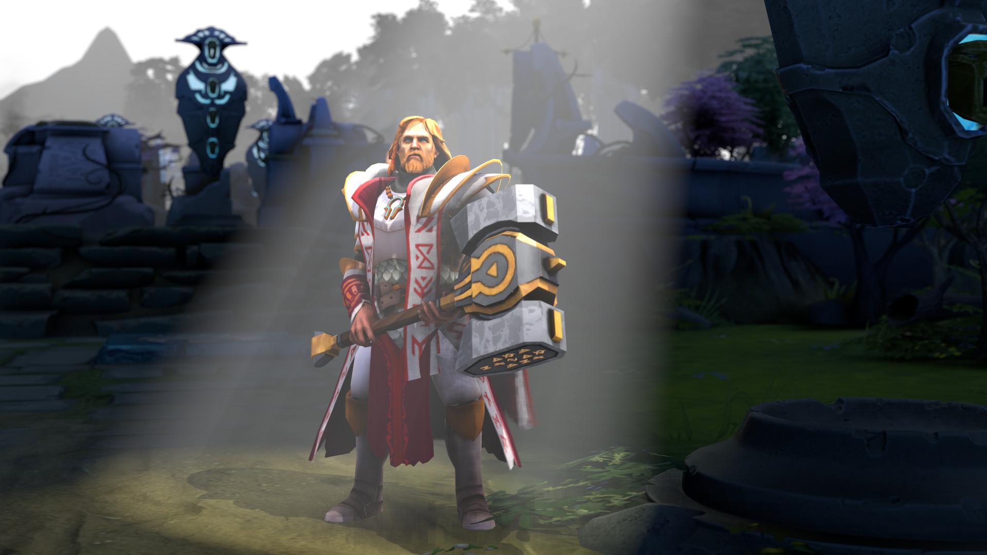 dota 2 divine omni knight by micahz3 on deviantart