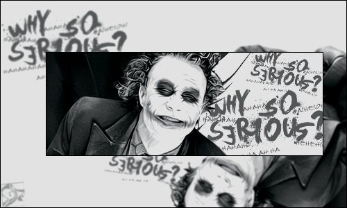 why so serious sig