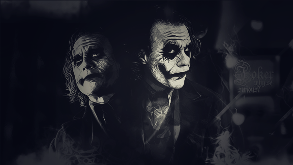 Joker herE by SMlLE