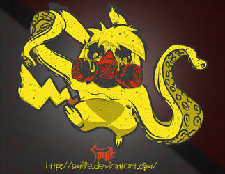 Pikachu mutant