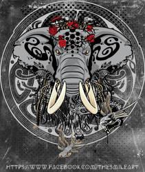totem of elephant