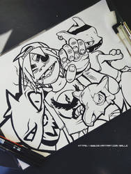 2D master
