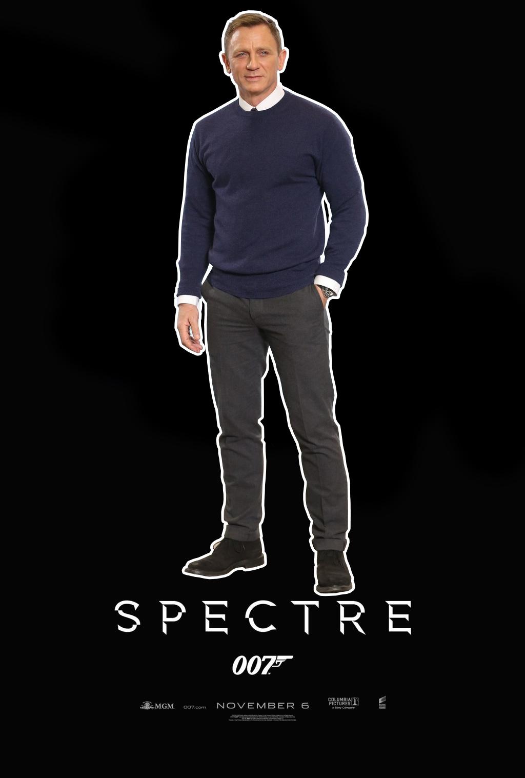 James Bond Spectr Ring Gold